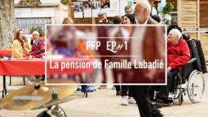 Petits frères des pauvres, 60 ans Marseille