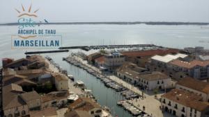 Marseillan - Sète Archipel de Thau